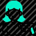 avatar, boy, gun, man, shoot, sport, sportsman