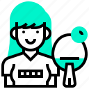 avatar, boy, man, sport, sportsman, table, tennis