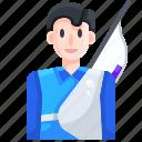 archer, archers, archery, avatar, player, sport icon