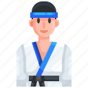 arts, athletic, avatar, judo, karate, martial, sporty
