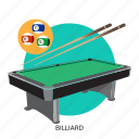 awards, ball, billiard, competition, game, pool, sport icon