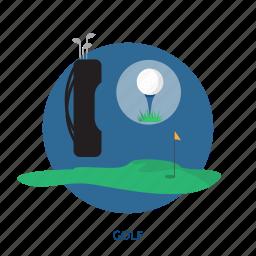 equipment, golf, golf and equipment, hobby, recreation, sport icon