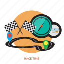 awards, race, race time, speed, sport, time icon