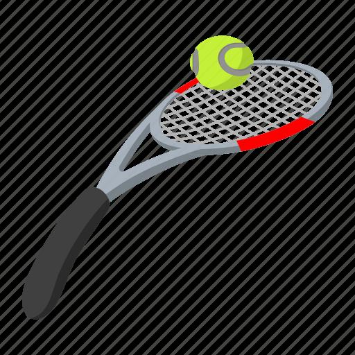 activity, ball, equipment, health, racket, recreation, tennis icon