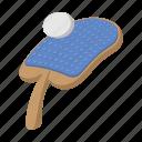 ball, bat, paddle, ping, pong, table, tennis