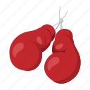 boxing, cute, equipment, fist, gloves, hanging, punch icon