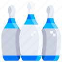 bowling, exercise, hobby, sport, sport element icon