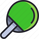 exercise, hobby, pingpong, sport, sport element icon