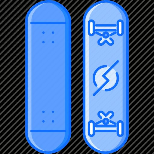 Equipment, game, skateboard, sport, training icon - Download on Iconfinder