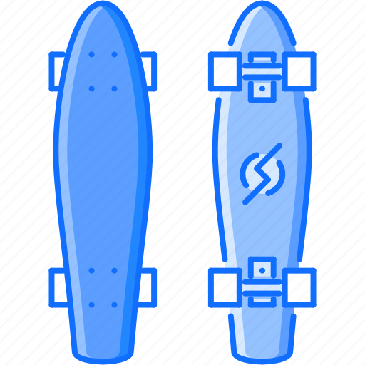 Equipment, game, longboard, sport, training icon - Download on Iconfinder