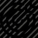 aim, dart, darts, sport, target icon