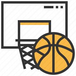 ball, basketball, equipment, sport icon