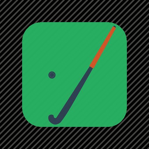 competition sport, equipment, hockey, ice, puck, stick, sticks icon