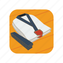 belts, costume, judo, karate, martial, suit, taekwondo icon
