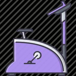 bike, exercise, fitness, gym, sport, training icon