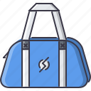 bag, fitness, gym, sport, training