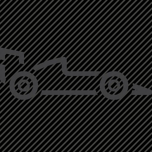 car, fast, racing, sport icon