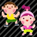 aerobics, dance, dancing, fitness, gym, training, zumba