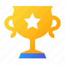 award, cup, prize, victory icon