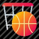 ball, basket, basketball, game