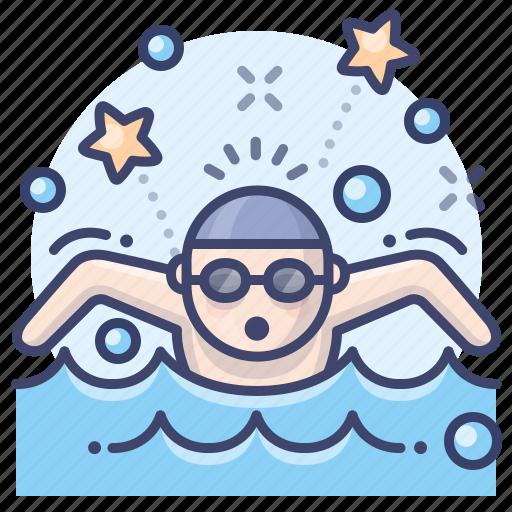 Sport, swim, swimming icon - Download on Iconfinder