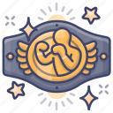 belt, boxing, champion, championship