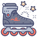rollers, rolling, skate, street