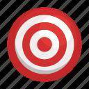aim, archery, sport, sports, target icon