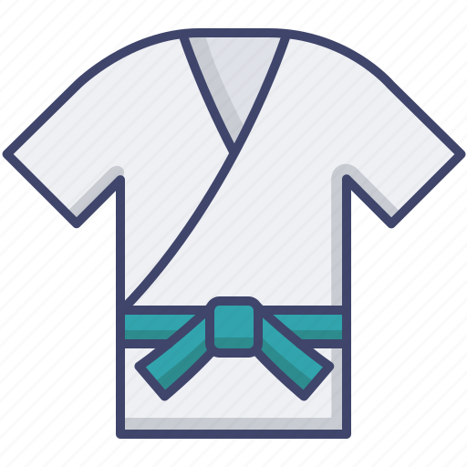judo, karate, taekwondo icon