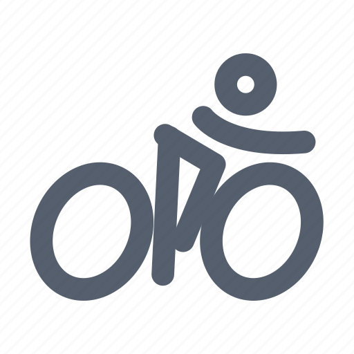 bicycle, bike, cycling, sport, velocipede icon