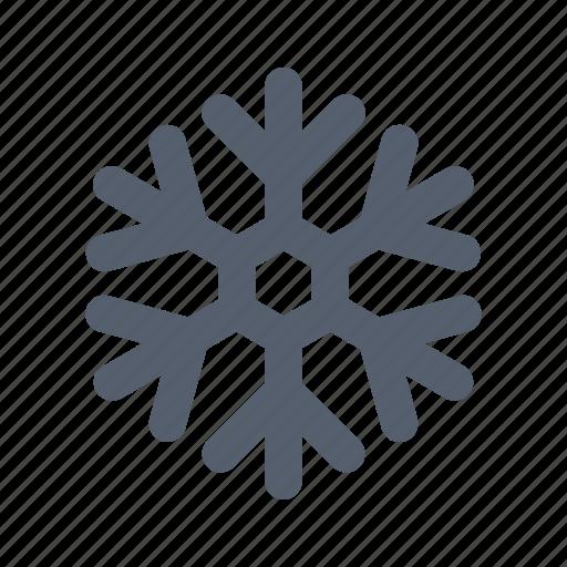 ice, pattern, snow, winter icon