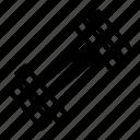 line, sport icon