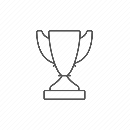 achievement, celebration, champ, game, leader, reward, trophy icon