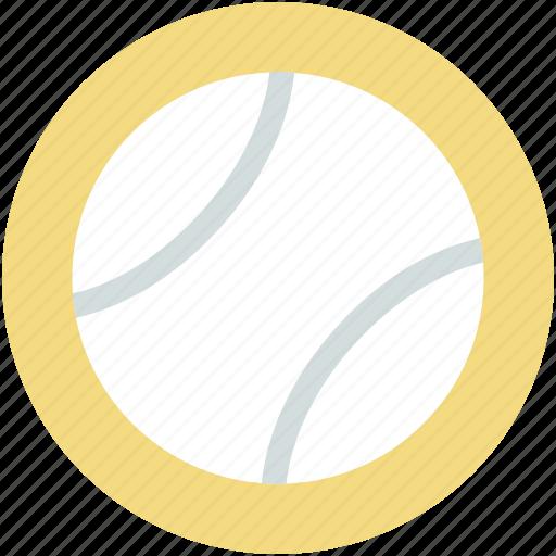 ball, baseball, cricket ball, sports, sports ball icon