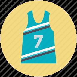 gym vest, sports clothing, sports vest, sports wear, vest icon