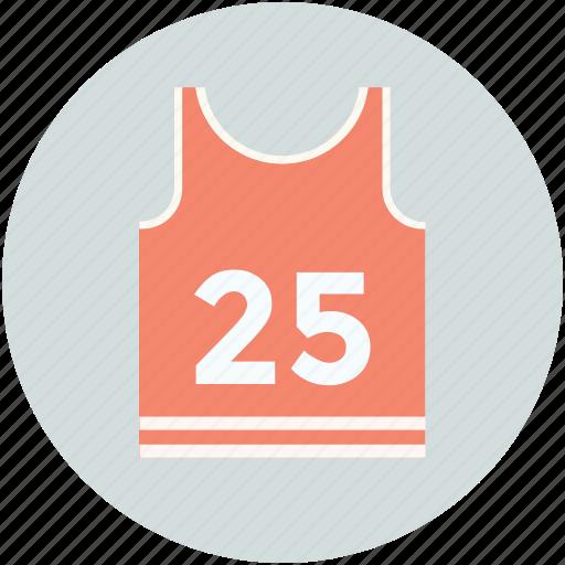 Gym vest, sports clothing, sports vest, sports wear, vest icon - Download on Iconfinder