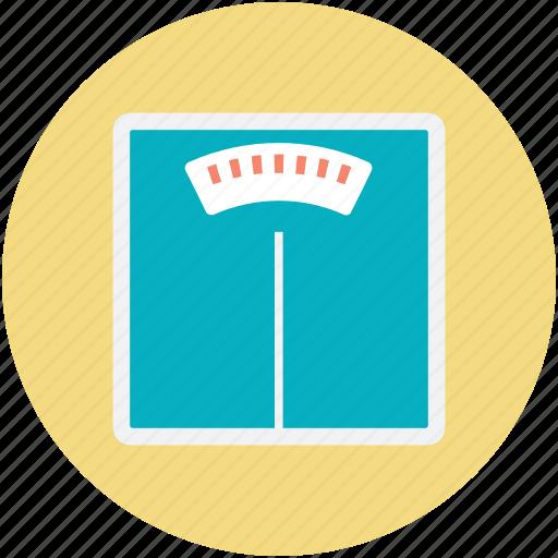 bathroom scale, obesity scale, weighing machine, weight machine, weight scale icon