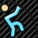athletics, pole, vault