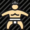 martial, arts, sumo