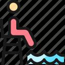 swimming, lifeguard
