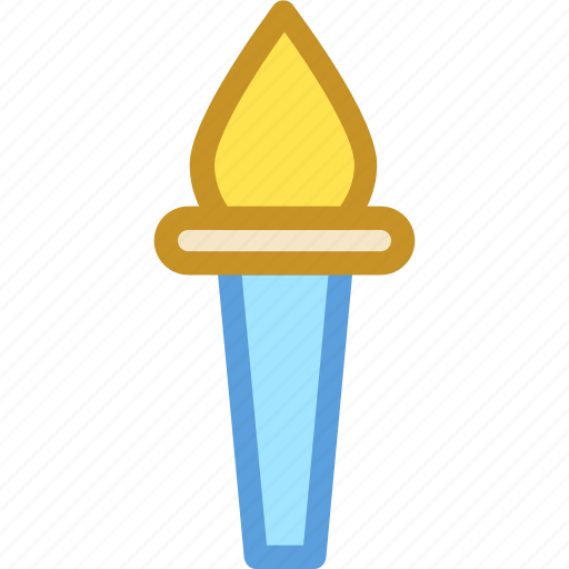 flambeau burn, olympic, olympic flame, olympic torch, torch relay icon