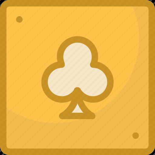 casino, club card, gambling, playing card, poker card icon