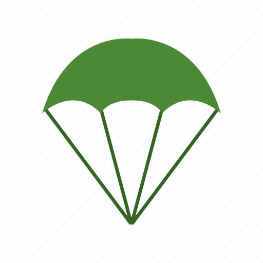equipment, game, match, parachute, play, sport icon