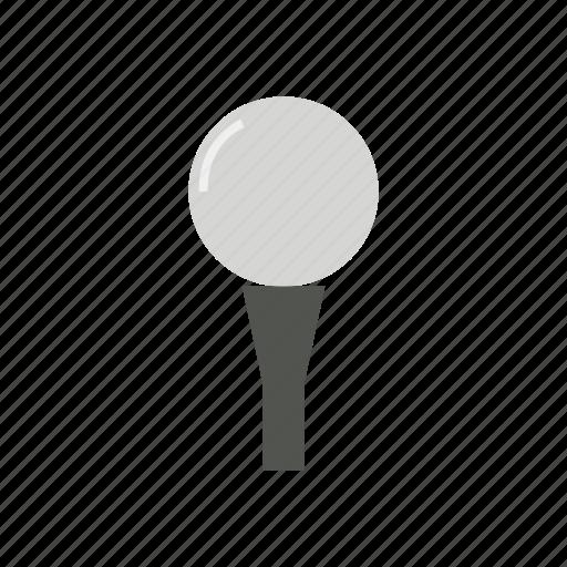 ball, equipment, game, golf, match, play, sport icon