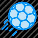 ball, football, kick, soccer, sport icon
