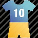clothing, jersey, kit, shirt, sportswear, uniform, vest