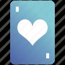 casino card, play card, poker, poker card, poker element, poker heart, poker symbol icon