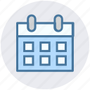 appointment, calendar, date, month, plan, schedule, strategy icon
