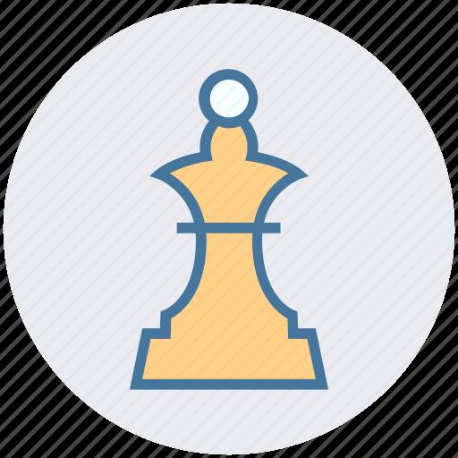 Bet, bishop, casino, gambling, gaming, luck icon - Download on Iconfinder