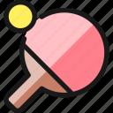 ping, pong, paddle
